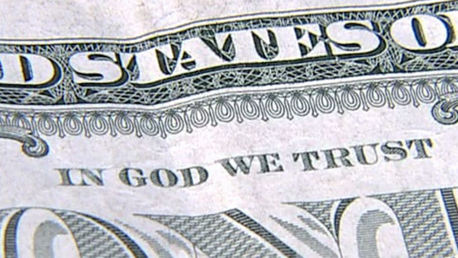'In God We Trust' proposed plaque causes controversy