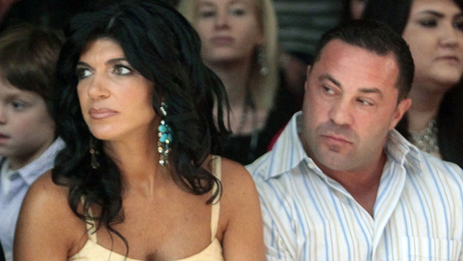 'Real Housewives of New Jersey' stars charged with fraud