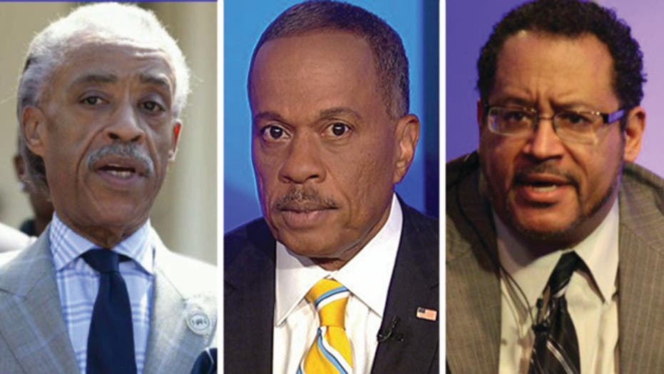 Juan Williams calls out Al Sharpton and Michael Eric Dyson