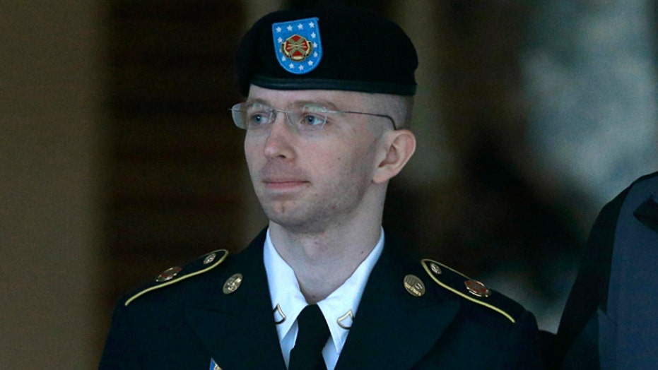 Bradley Manning not guilty on charge of aiding enemy