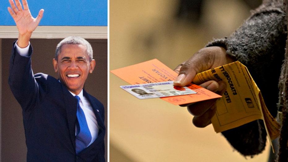 Power Play 7/30/2013: Obama heads South