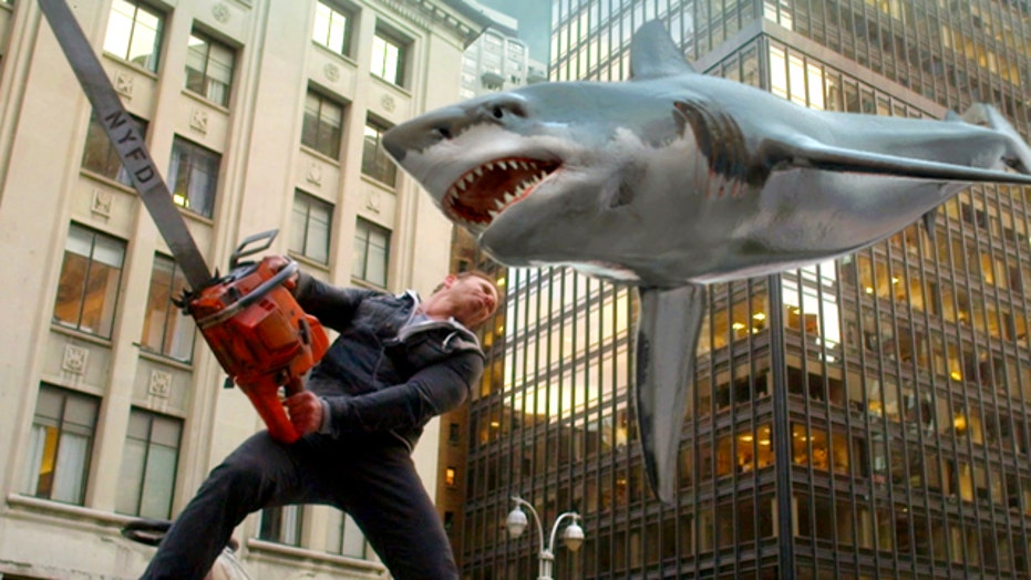 'Sharknado' sequel set to take flight