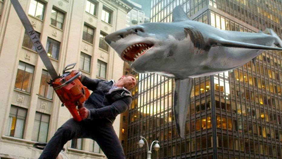 'Sharknado' sequel set to take flight