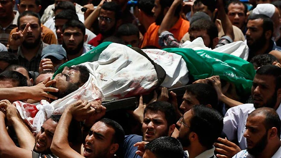 A question about Palestinian casualties