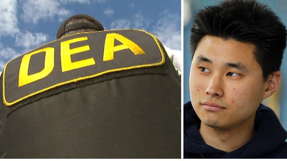 Student left in cell by DEA gets settlement