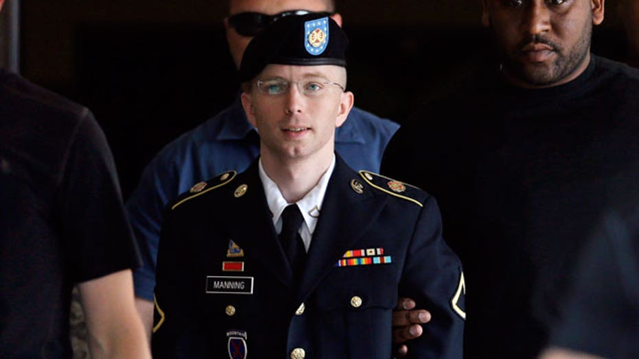 Bradley Manning set to be sentenced