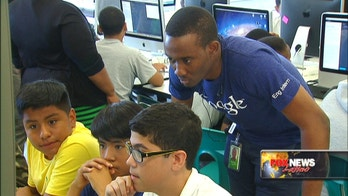 Google, Hispanic Heritage Foundation Team Up On STEM Program For Summer School