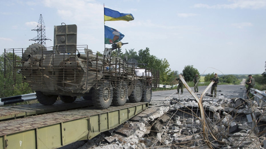 Time to supply lethal aid to Ukraine?