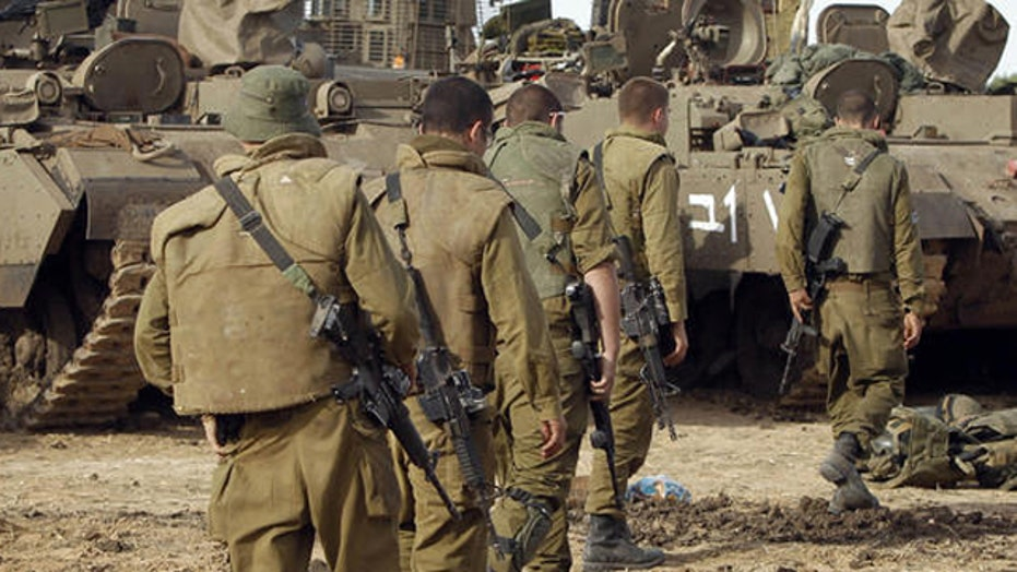 Israel calls in 16K reservists to help close Hamas tunnels