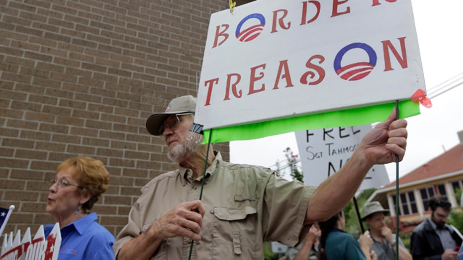 Border bill chaos and confusion on the Hill