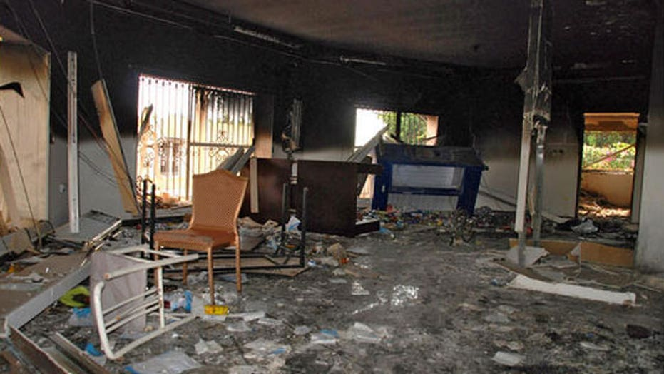 House Intel Committee finishes report on Benghazi