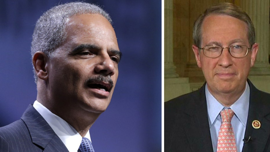House Judiciary Committee chair wants Holder out at DOJ