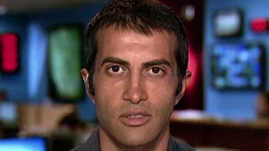 Son of Hamas founder doubts end to Israel-Gaza conflict