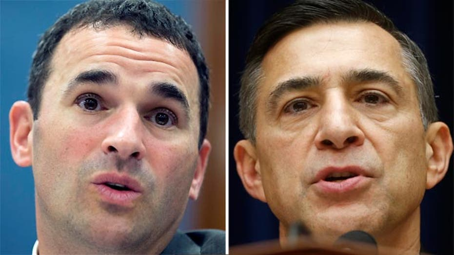 Heated fight over IRS targeting scandal on Capitol Hill