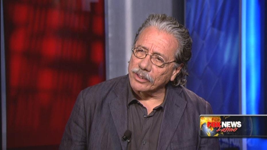 Edward James Olmos: Hollywood Ignoring Latinos