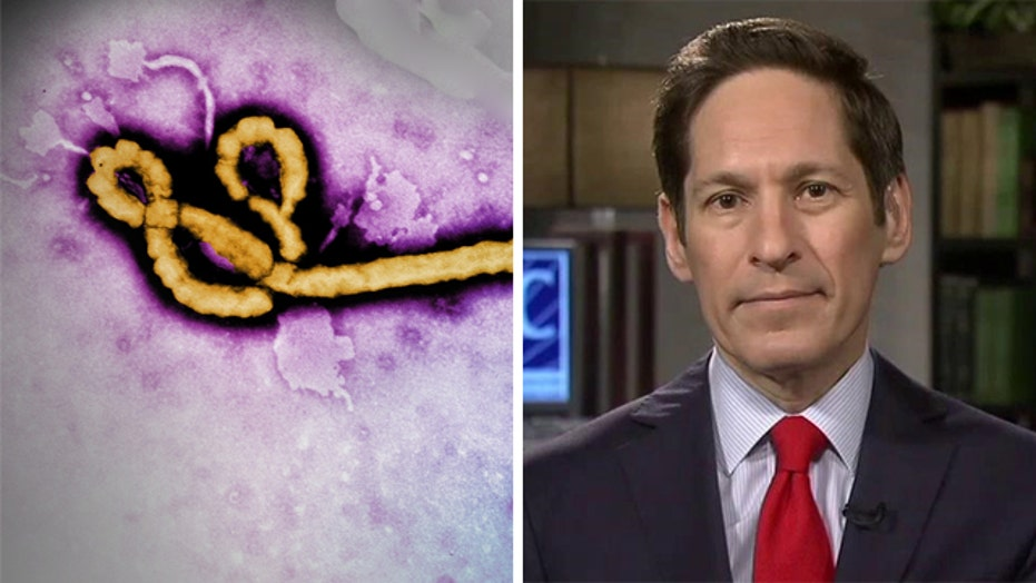 CDC director discusses the Ebola outbreak in west Africa