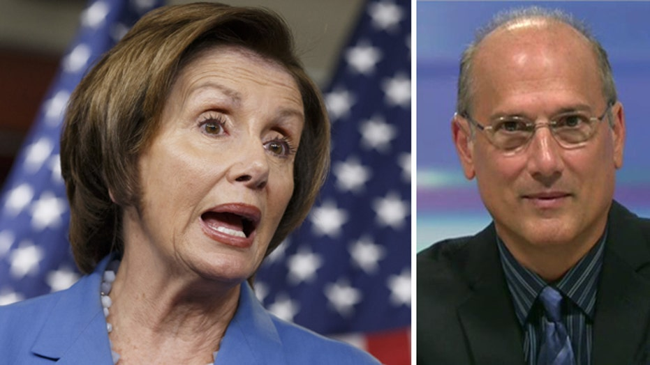 Rep. Tom Marino on his confrontation with Nancy Pelosi