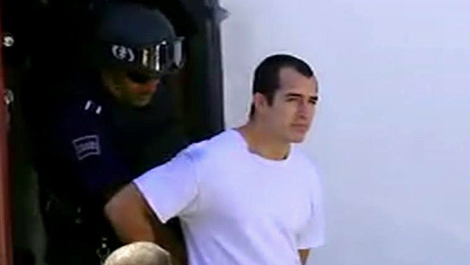 Inside jailed Marine's latest Mexican court hearing