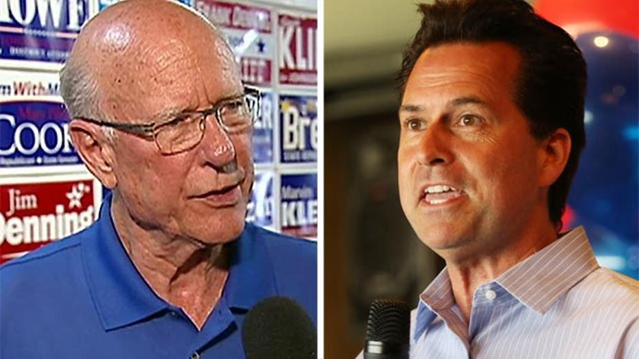 Preview of heated GOP Senate primary race in Kansas
