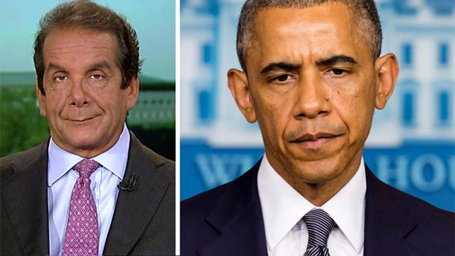 Krauthammer on White House and immigration action