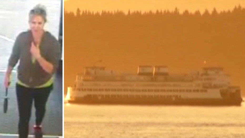 Ferry company cannot confirm sighting of missing Oregon mom