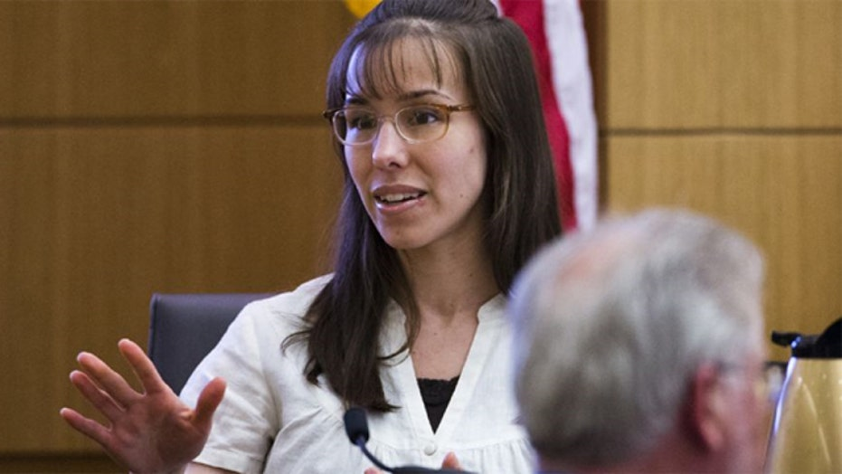 Jodi Arias to represent herself in penalty phase of trial