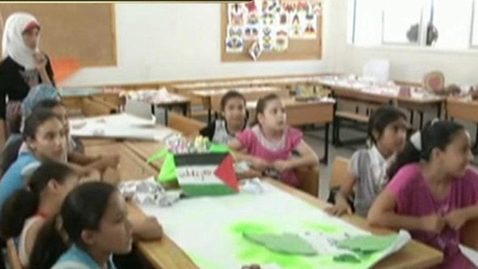 New focus on UN schools in Gaza receiving US funding