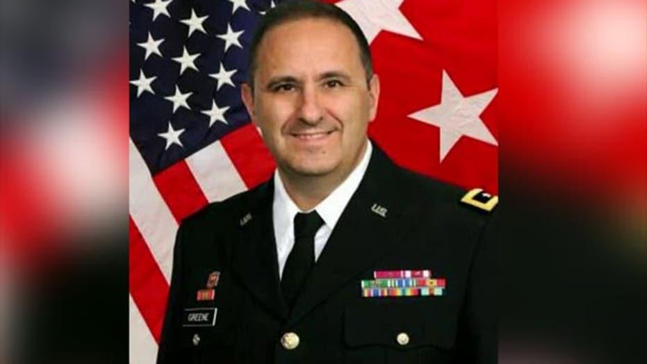 Major general killed during insider attack in Afghanistan