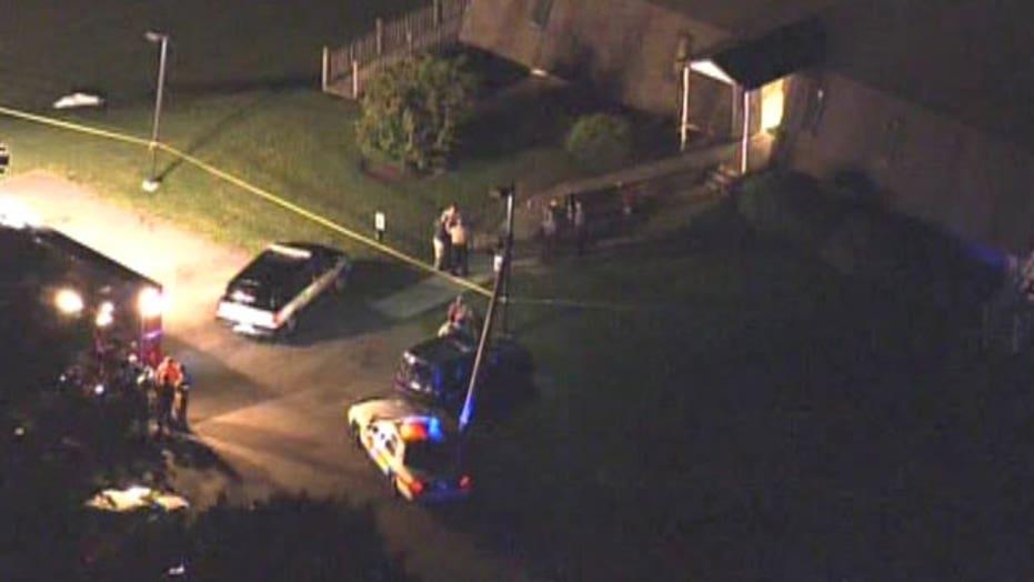 3 dead in town meeting shooting