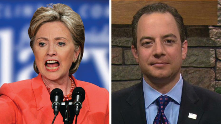 Behind the GOP's pre-emptive strike against Hillary, media