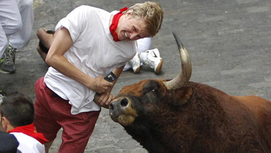 Is America ready for the running of the bulls?