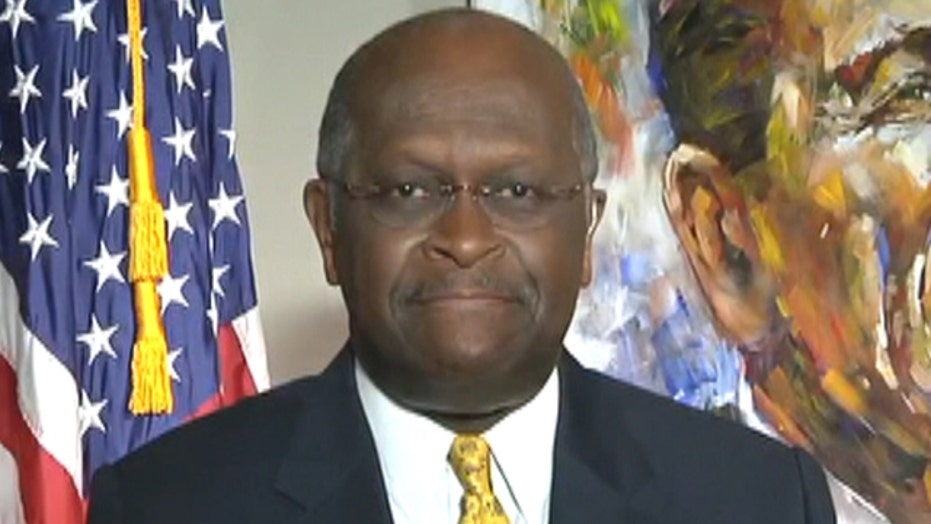 Herman Cain's midterm 2014 predictions
