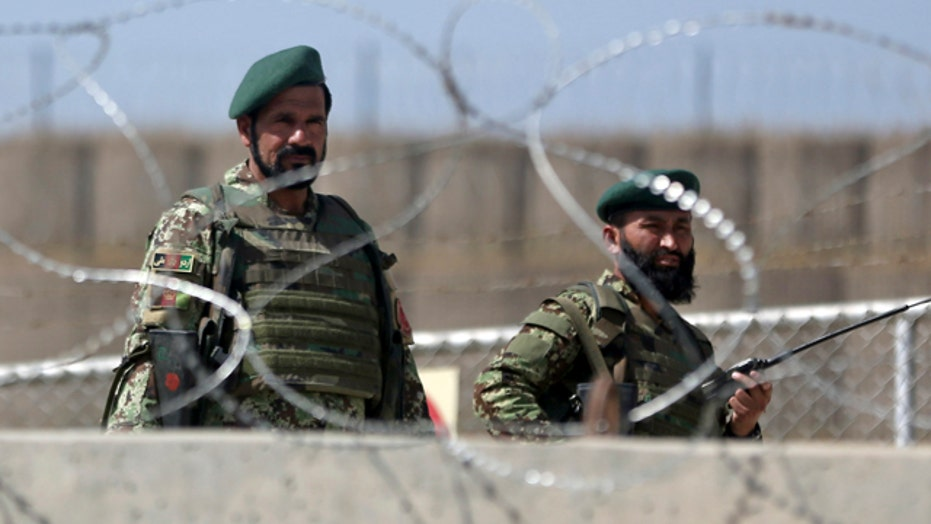 Is Afghanistan doing enough to vet military forces?