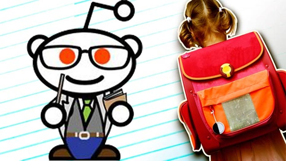 Teachers make plea for school supplies on Reddit