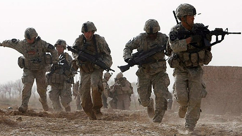 Sharp rise in military suicides may not be related to combat