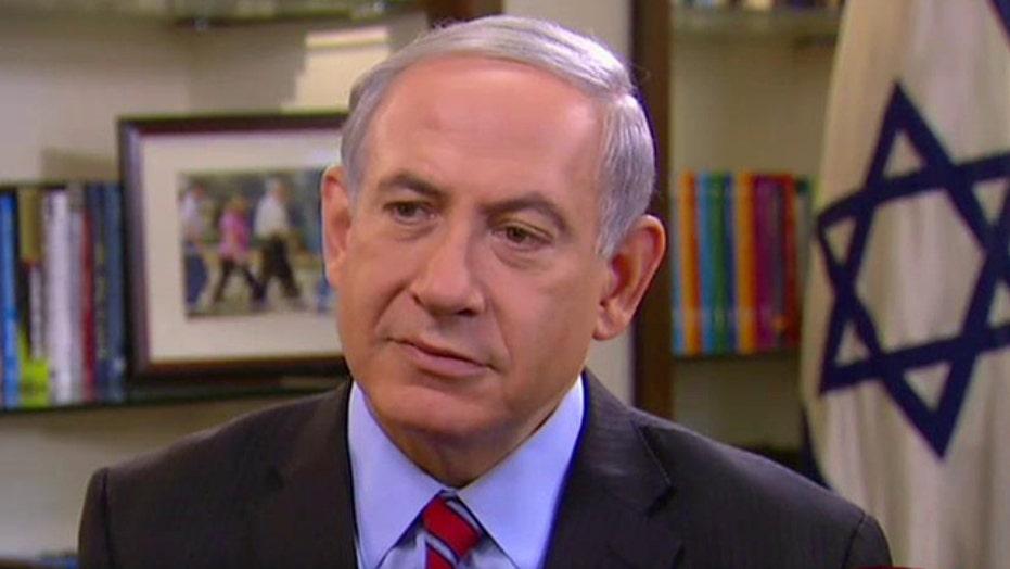 Exclusive: One-on-one with Benjamin Netanyahu