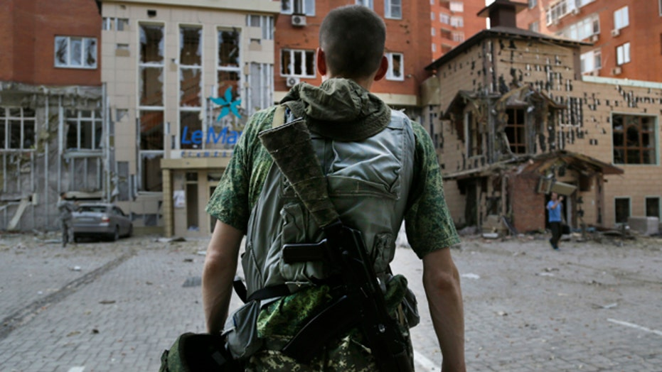Will Russia invade Ukraine to prevent 'humanitarian crisis'?