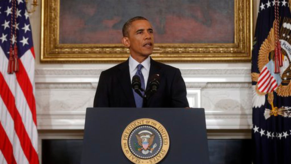 Obama: I have authorized targeted airstrikes if necessary