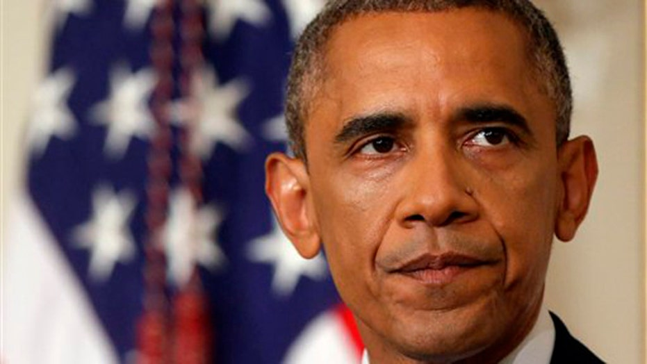 President Obama delivers statement on US mission in Iraq