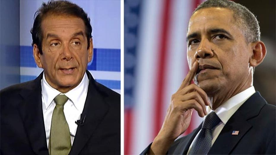 Krauthammer: Obama trying to give GOP impeachment bait