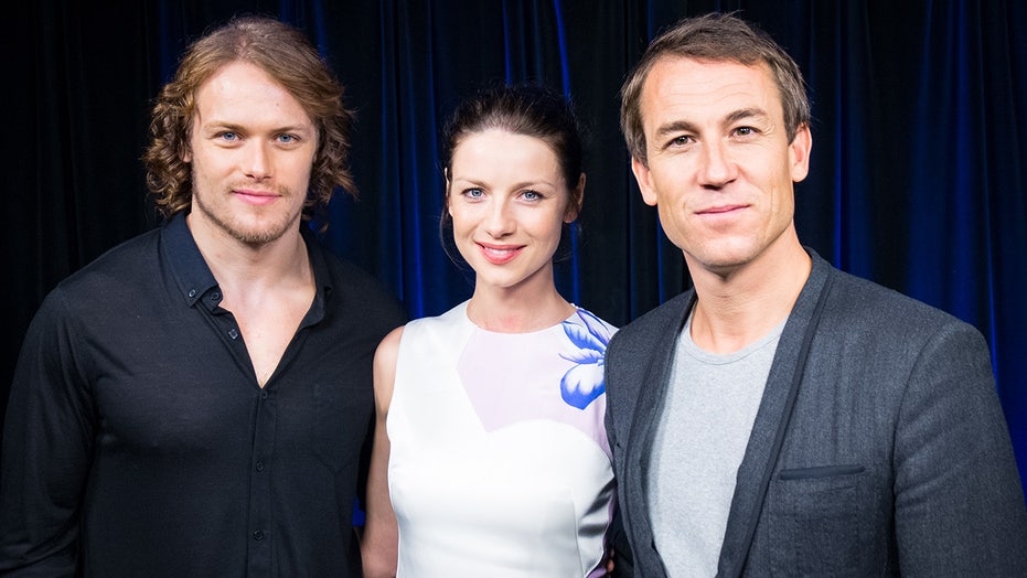 How the Cast of 'Outlander' Prepared For Their Roles (and Wearing Kilts)