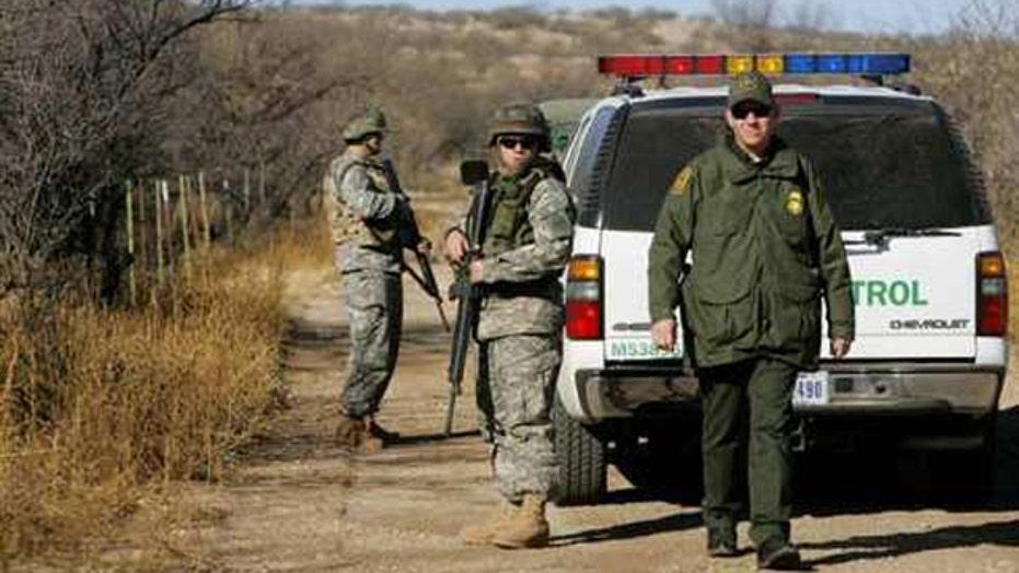 Border Patrol group blasts Washington after agent's murder