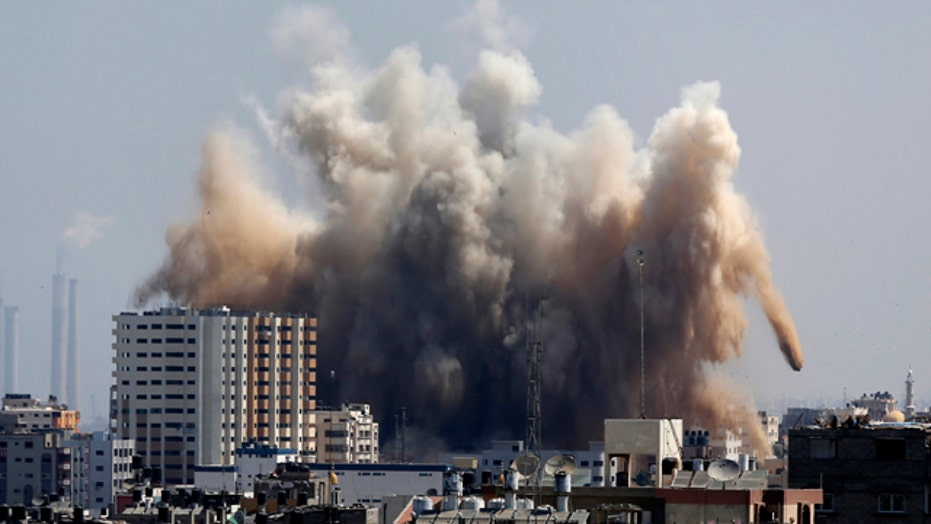 Gaza cease-fire ends as rocket attacks resume