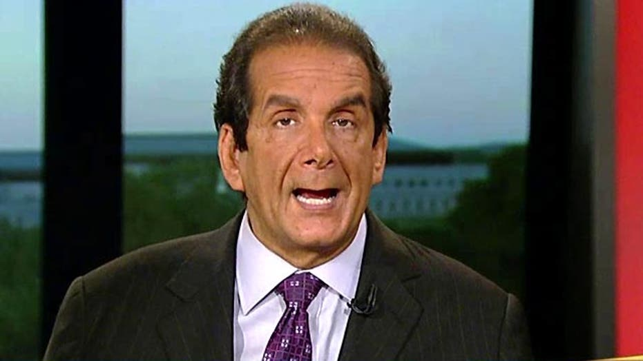 Krauthammer: ''Why in God's name..'
