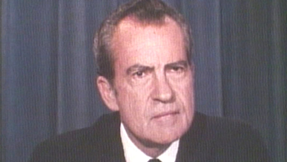 Flashback: President Nixon's resignation speech