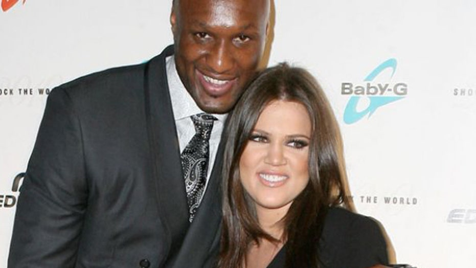 Is Lamar Odom cheating on Khloe Kardashian?