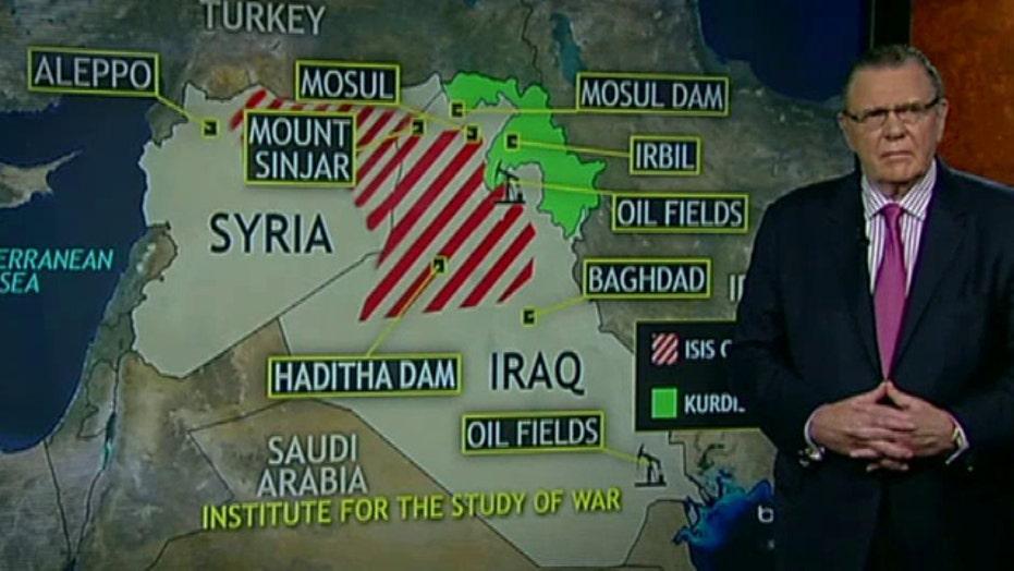 Gen. Jack Keane breaks down US military operation in Iraq
