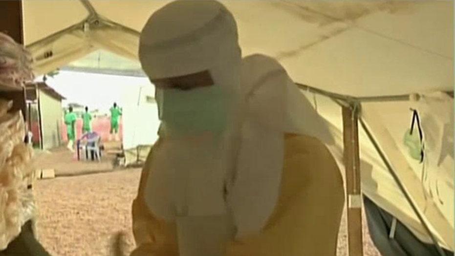 CDC raises response to highest level amid Ebola outbreak