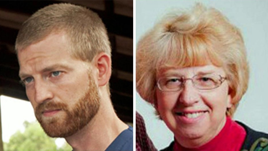 American missionaries quarantined over Ebola threat