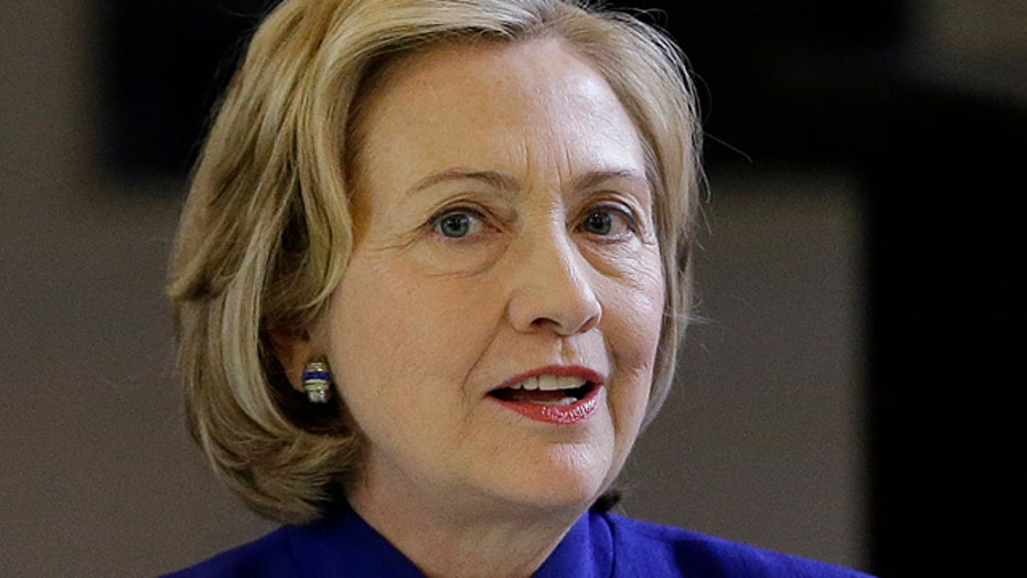 Clinton criticizes Obama's cautious foreign policy approach